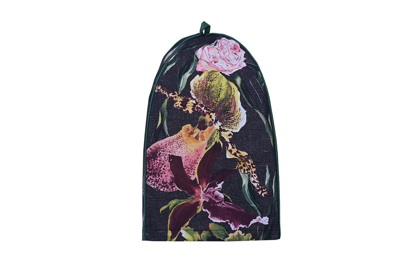 Midnight Orchid Tea Cosy