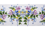 Mountain Flower Table Runner
