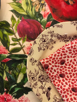 Signature Pomegranate Table Runner