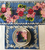 Winter Pomegranate Table Runner