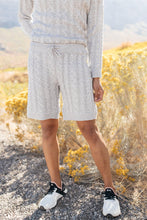 Load image into Gallery viewer, Camila Cable Knit Shorts