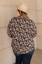 Load image into Gallery viewer, Feminine Flora Blouse