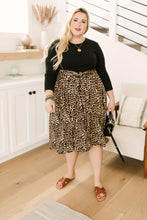 Load image into Gallery viewer, Shelby Animal Print Dress