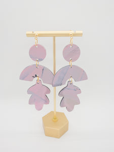 3.75 inch Hanging Earrings