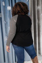 Load image into Gallery viewer, The Striped Sleeves Top