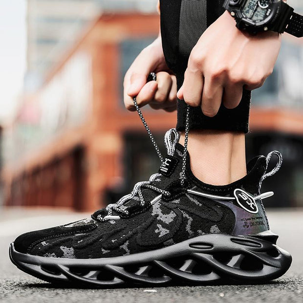 2020 spring new sports outdoor running shoes men (free shipping)