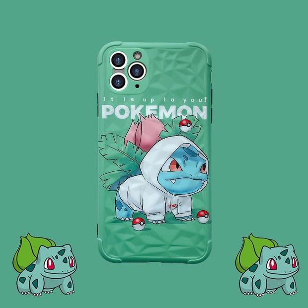 【Buy 3 Get Free Shipping】2020 New Fashion Cool Cartoon Four-corner Drop-proof Phone Case For iPhone