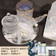 50% OFF TODAY!! DIY Crystal Glue SET (With 159 Molds)