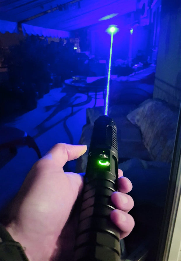 Blue Laser Pointer 7 WATT / 450nm