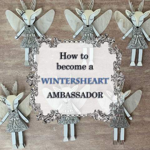 How to become a Wintersheart Ambassador
