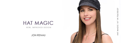 Newly redesigned, Hat Magic by Jon Renau is available now!