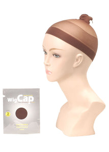 Belle Tress Nylon Wig Cap - Pack of 2