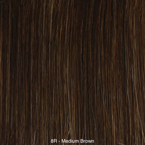 "22"" Pony Fall Extension: Style-Able Effortless Fiber - by TressAllure"