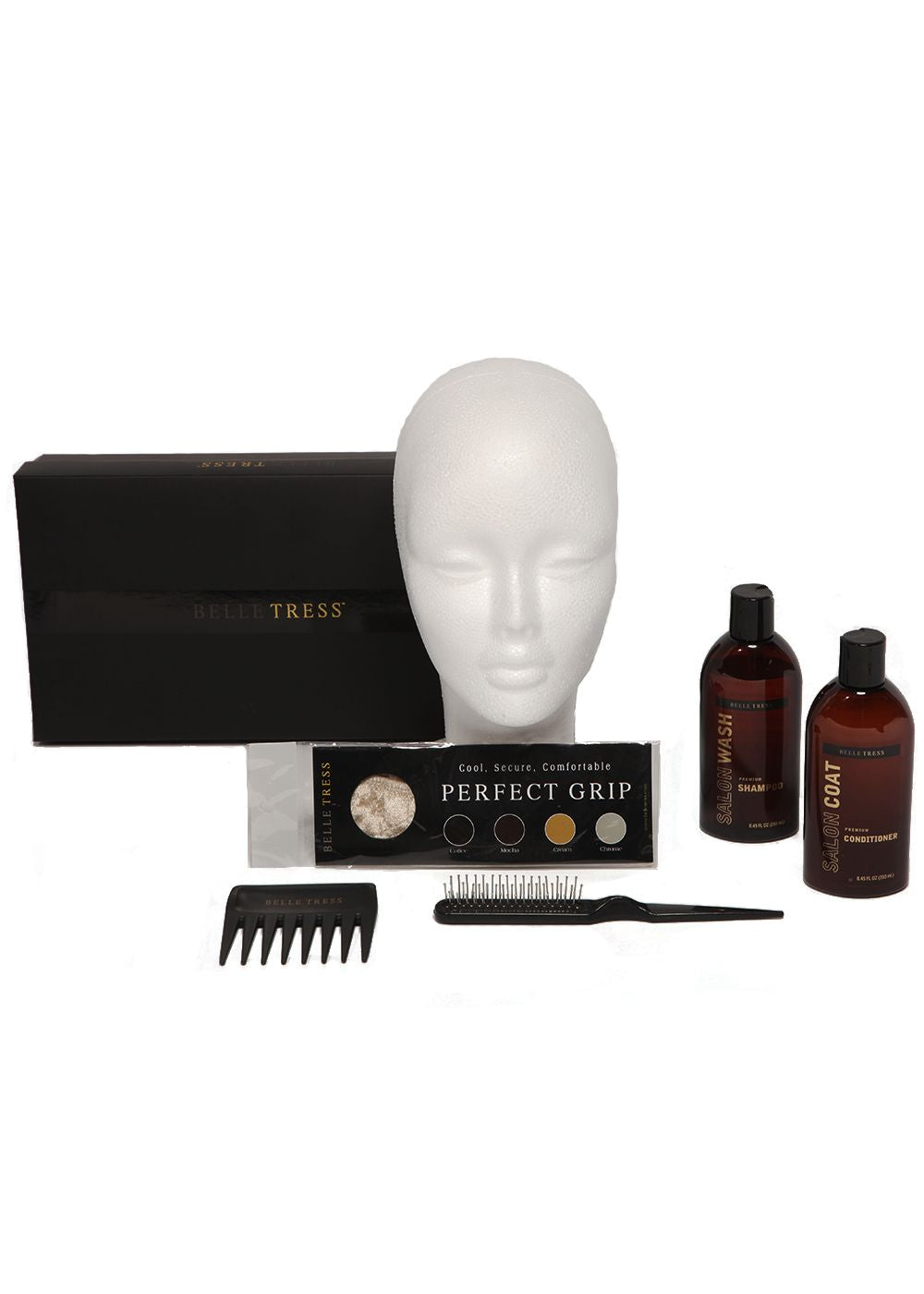 Essential Care Kit for Synthetic Hair by Belle Tress