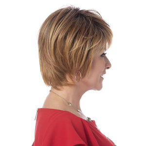 Classic Bob - Shadow Shade Wigs Collection by Toni Brattin