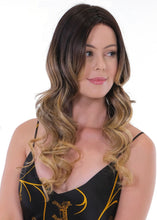 Load image into Gallery viewer, Pure Honey  Balayage - Café Collection (Monofilament Top) by Belle Tress