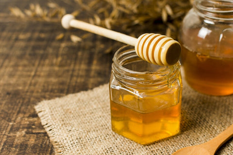 how to store honey after opening