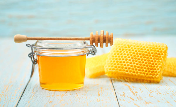 how raw honey is good for you