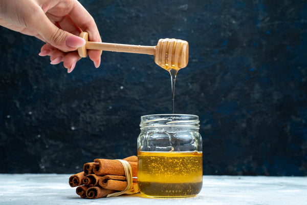 raw honey for weight loss