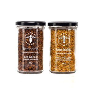 Bee Bread and Bee Pollen by Bee Baltic