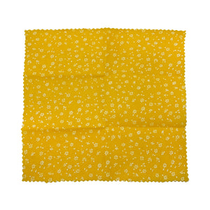 Beeswax Wrap Yellow by Bee Baltic