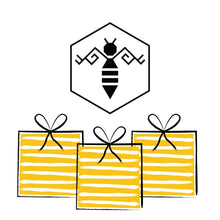 Load image into Gallery viewer, Raw Honey and Beeswax Candles Gift Card by Bee Baltic