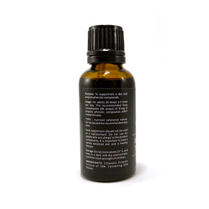 Antibacterial Propolis Tincture by Bee Baltic