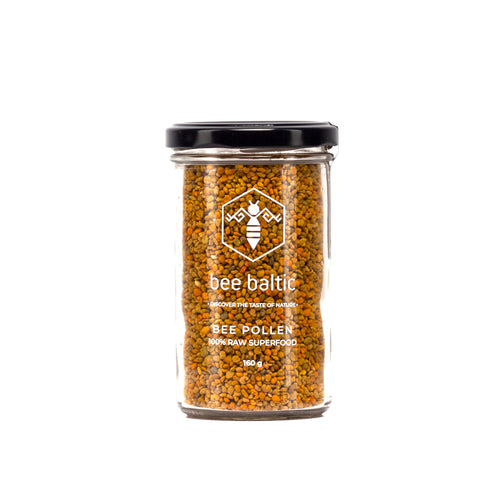 Raw Bee Pollen by Bee Baltic