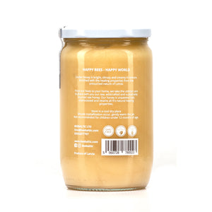 Raw Linden Honey