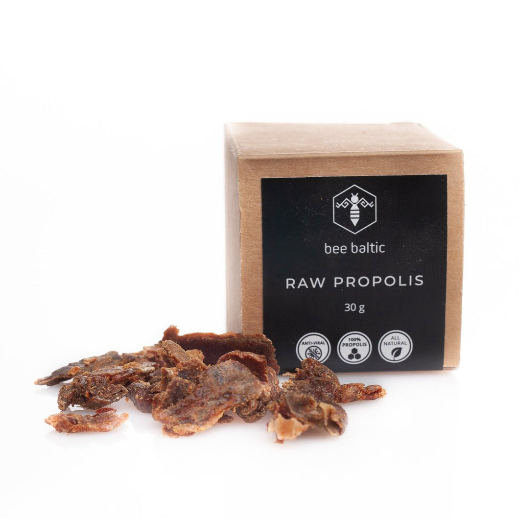 Healthy Raw Propolis by Bee Baltic