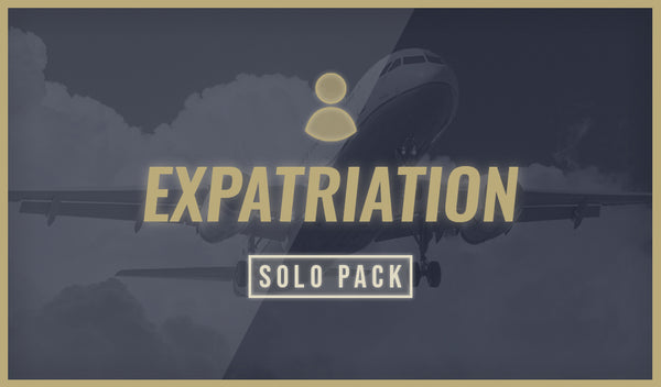<center> SOLO PACK EXPATRIATION </center>
