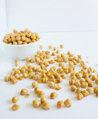 Crunchy Chickpea Snacks