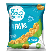 Sea Salt Favas 1oz - 50pk