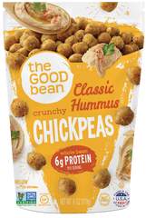 Classic Hummus Roasted Chickpeas 6oz 6pk