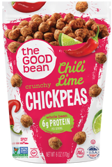 Chili Lime Crunchy Chickpeas 6oz 6pk