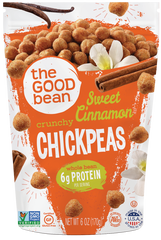 Sweet Cinnamon Crunchy Chickpeas 6oz 6pk