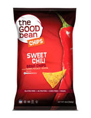 Sweet Chili Bean Chips 5pk
