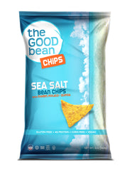 Sea Salt Bean Chips 5pk