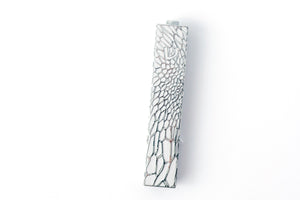 "Lace Cut ""Web"" Mezuzah"