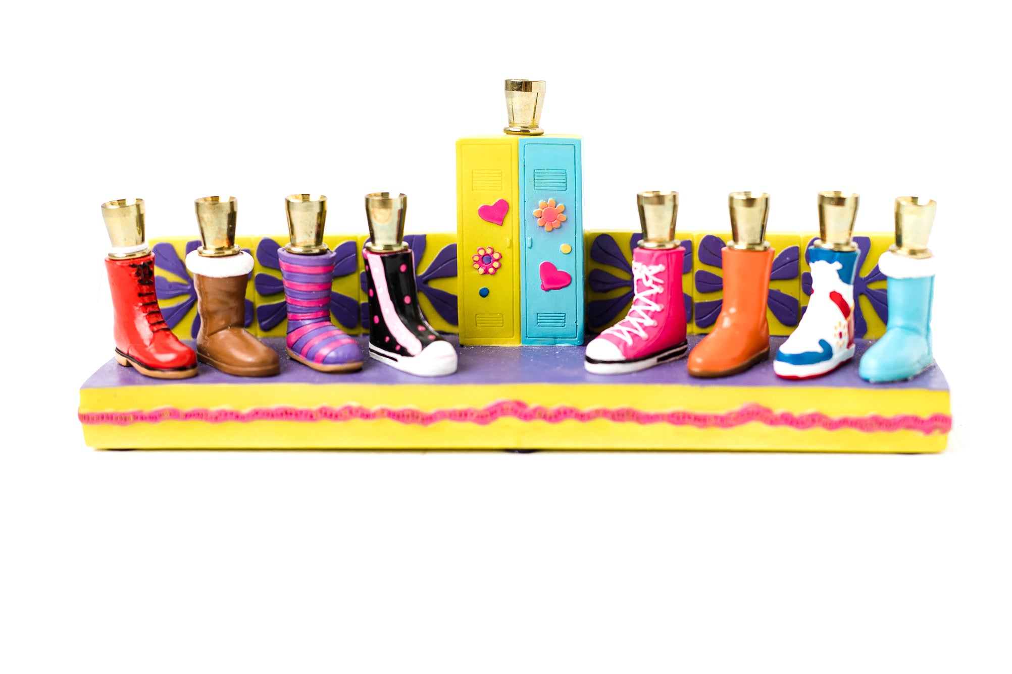 Children's Athletic Shoes Menorah
