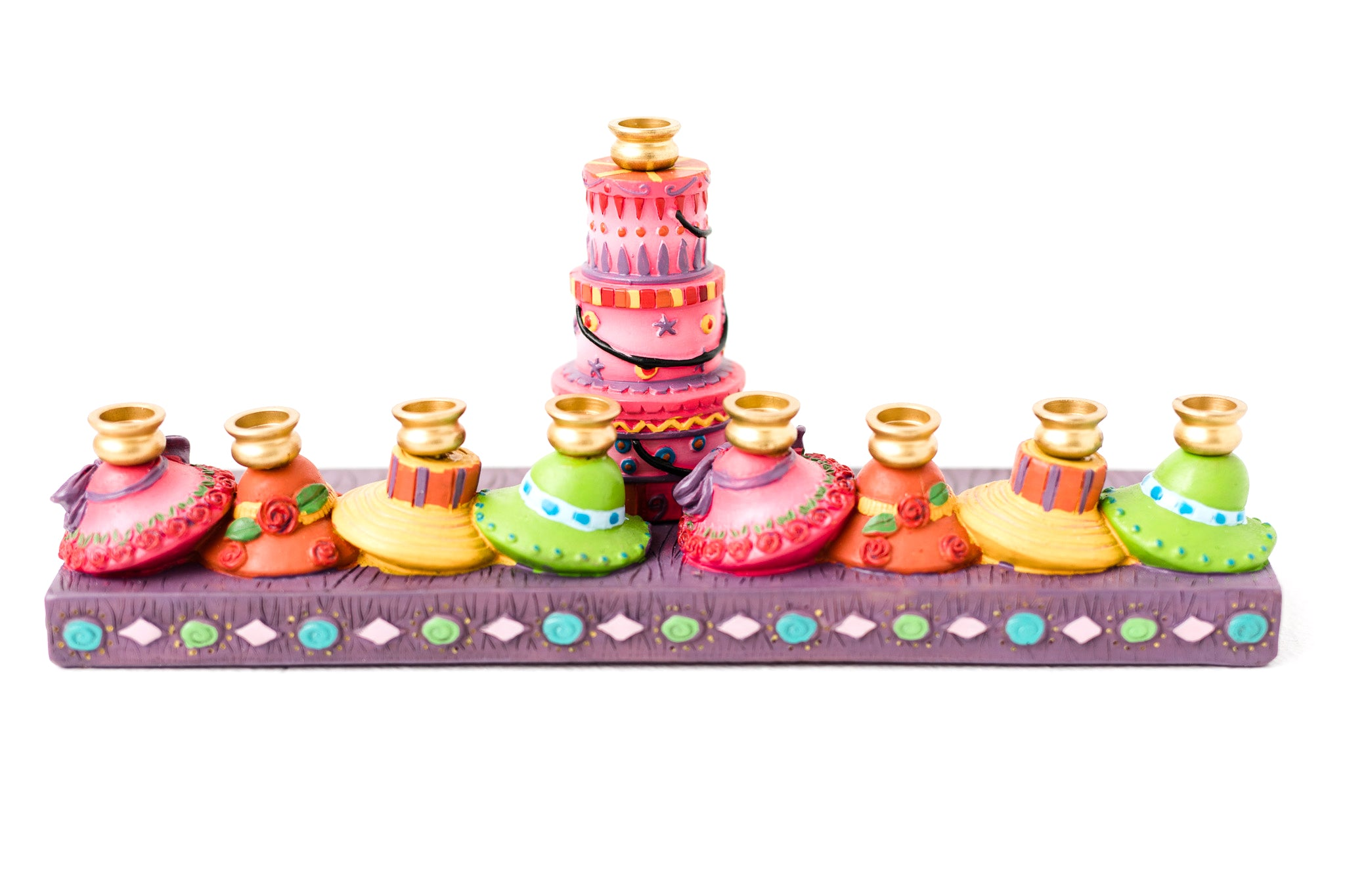 Hat Menorah