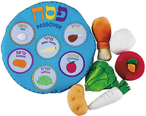 Kids Soft Seder Set