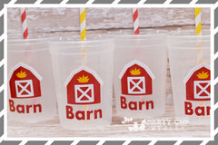 Farm Birthday Party Supplies