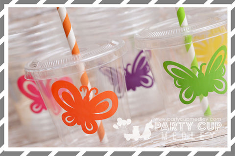 Butterfly Party Supplies