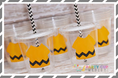 Charlie Brown Birthday Party Supplies