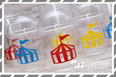 Circus Tent Birthday Party Supplies