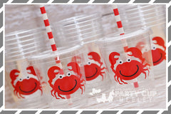 Crab Birthday Party Supplies