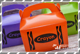 Crayon Party Supplies