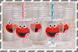 Elmo Birthday Party Supplies