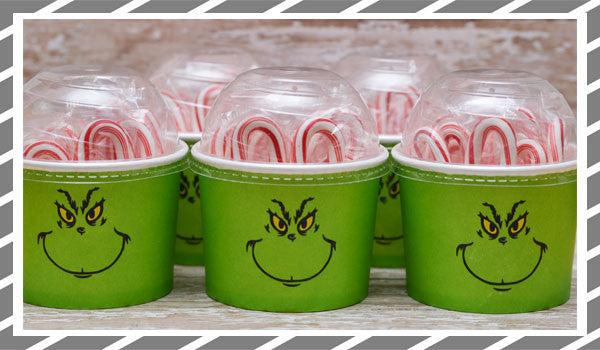 Grinch-mas Party Supplies